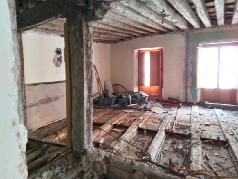 habitaciones reforma
